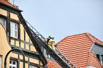 Dachstuhlbrand 27.04.2019